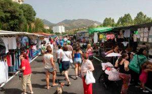 EUROCONSUMO INFORMA A LOS CONSUMIDORES EN MERCADILLOS MUNICIPALES Y EN EJES COMERCIALES